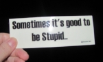 stupidsticker