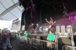 The Dead Daisies Perform