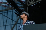 Gavin DeGraw, The Script, Train perform during the Mermaids of Alcatraz tour on August 4, 2013 in Austin Texas