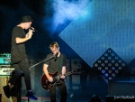 One Republic Performs at Circuit of the Americas
