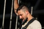 Dillinger Escape Plan Performs in Austin