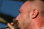 Dillinger Escape Plan Performs in Austin