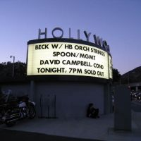 Ep.104 – Beck, Spoon, and MGMT @ The Hollywood Bowl – Hollywood, CA – 09/20/08