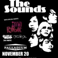 Ep.131 – The Sounds @ The Palladium – Hollywood, CA – 11/20/08