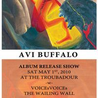 Ep.352 – Avi Buffalo @ The Troubadour – West Hollywood, CA – 05/02/10