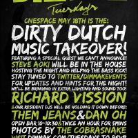 Review – DJ Chuckie & LMFAO @ Dim Mak Tuesday – Hollywood, CA – 05/18/10
