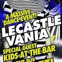 Photos – LE CASTLE VANIA @ Dance 07/13/10