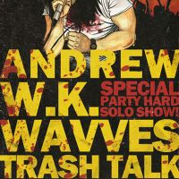 Event – Check Yo Ponytail 2 w/ Andrew WK @ The Echoplex – Echopark,CA