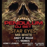 Event – Control w/ Pendulum(DJ set) and Star Eyes