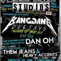 Event – Loft Series w/ Bang Gang @ Dim Mak Studio – Hollywood,CA