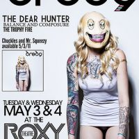 Event – Dredg w/ The Dear Hunter @ The Roxy – West Hollywood,CA