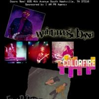 Nashville – Twitter Ticket Giveaway – The White House Band, Evan P. Donohue, and ColorFire