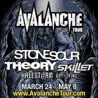 Review – Stone Sour – Avalanche Tour @ McElroy Auditorium – Waterloo, IA 4/26/11
