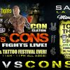 Event – Cage VS Cons feat. E-40, Too $hort, Tha Dogg Pound and more!