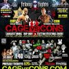 Contest – Win a FREE pair of tix to Cage VS Cons!