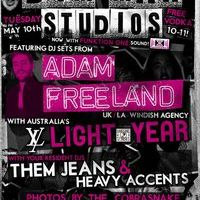 Event – Event – Loft Series w/ Adam Freeland @ Dim Mak Studios – Hollywood,CA