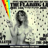 Event – The Flaming Lips @ Hollywood Forever Cemetery – Hollywood,CA – 06/14/11