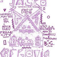 Event – ES WAREN NUR KINDER + After party @ Freak City – Los Angeles,CA