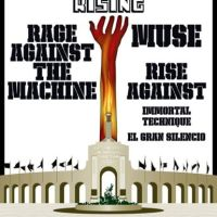 Event – L.A Rising @ Los Angeles Memorial Coliseum – Los Angeles,CA – 07/30/11