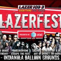 Review – Lazerfest @ The Balloon Grounds Indianola, IA 5-15-11