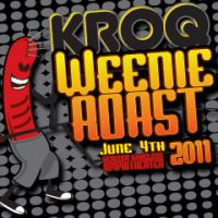 Event – KROQ Weenie Roast 2011 @ Verizon Wireless AMP – Irvine,CA – 06/04/11