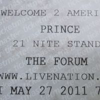 Review – Prince @ The Forum – Inglewood, CA – 05/27/11