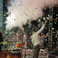 Photos – The Flaming Lips @ Hollywood Forever – Hollywood,CA – 06/15/11