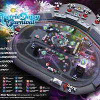 Event Guide – EDC Vegas 2011 @ Las Vegas Motor Speedway – Las Vegas,NV – 06/24/11 – 06/26/11