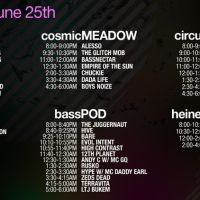 Review – EDC Vegas 2011 Day 2 @ Las Vegas Motor Speedway – Las Vegas, NV 06/25/11