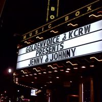 Review – Jenny and Johnny @ The Music Box – Hollywood, CA – 06/11/11