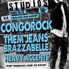 Event – Congorock w/ Them Jeans @ Dim Mak Studios – Hollywood, CA – 08/02/11