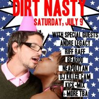 Ep.467 – Dirt Nasty, Andre Legacy, Beardo, Riff Raff and DJ Kick – Mix @ The Roxy – West Hollywood,CA – 07/09/11