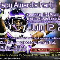 Event – Dj Skee w/ Kick – Mix @ Key Club – West Hollywood,CA – 07/12/11
