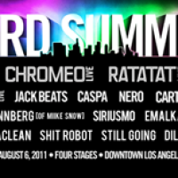 Event – Hard Summer 2011 @ LA State Historic Park – Los Angeles, CA – 08/06/11