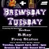 Event – Swank Tuesday @ Bronson Bar – Los Angeles, CA – 08/23,08/30,09/27,10/25,11/22,12/27