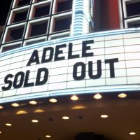 Ep.474 – Adele @ The Palladium – Hollywood, CA – 08/17/11