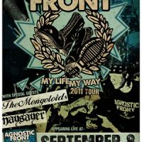 Event – Agnostic Front @ Key Club – West Hollywood, CA – 09/08/11