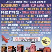 Event – FYF Fest 2011 @ The Los Angeles State Historic Park – Los Angeles, CA – 09/03/11