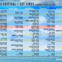 Event Guide – Pacific Festival: OC @ Oak Canyon Ranch – Silverado, CA – 08/13/11