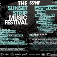 Event Guide – SSMF 2011 @ The Sunset Strip – West Hollywood, CA – 8/15 – 8/20