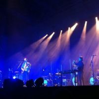 Review – Bon Iver @ Greek Theater – Berkeley, CA – 09/22/11