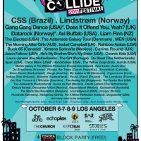 Event – Filter Culture Collide 2011 – Los Angeles, CA – 10/6 – 10/9