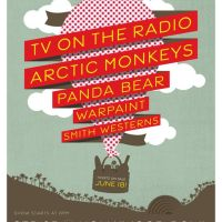 Event – TV On The Radio w/ The Arctic Monkeys @ The Hollywood Bowl – Hollywood, CA – 09/25/11