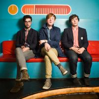 Event – Two Door Cinema Club w/ Group Love @ The Wiltern – Los Angeles, CA – 09/22/11