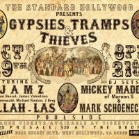Event – JJamz w/ The Allah-Lahs @ The Standard – Hollywood, CA – 10/29/11