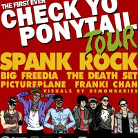 Event – Spank Rock w/ Big Freedia @ The Mayan Theatre – Los Angeles, CA – 10/20/11