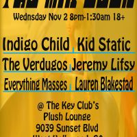 Win Tix: The Mix Down @ The Key Club – West Hollywood, CA – 11/02/11