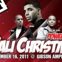 Event – Cali Christmas @ Gibson Amp – Universal City, CA – 12/16/11