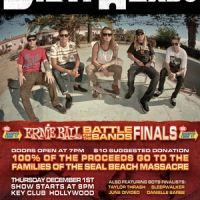 Event – The Dirty Heads @ The Key Club – West Hollywood, CA – 12/01/11