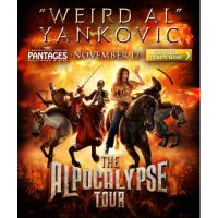 Win Tix: Weird Al Yankovic @ Pantages Theatre – Hollywood, CA – 11/12/11